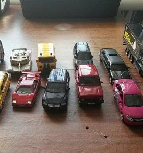 Продается коллекция автомобилей