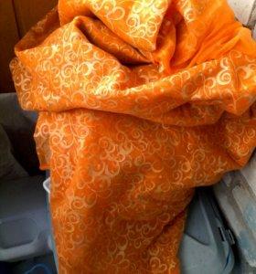 Ткань для пошива штор,карнавального костюма