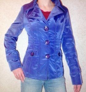 Куртка весенняя женская 42р