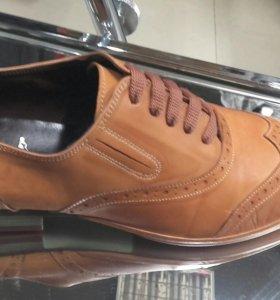Женская обувь натуральная кожа