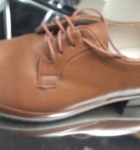 Женские обувь натуральной кожи