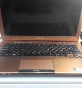 Ноутбук soni i7