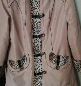 Полу-пальто женское