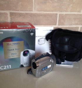 Видеокамера Canon dc 211