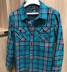 Рубашка Tommy Hilfiger ( оригинал)