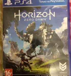 Видеоигра для PS4: Horizon zero down