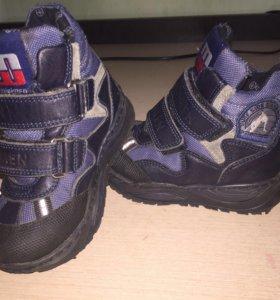 Ботинки ортопедические Minimen