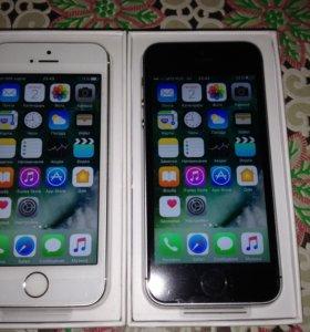 iPhone 5s 16gb новый,гарантия.