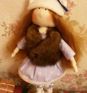 """Кукла ручной работы """" Изабель """""""