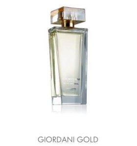 Женская туалетная вода Gordani Gold White original