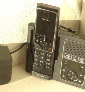 Радио телефон teXet