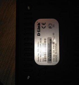 Роутер D-Link без wifi