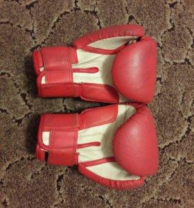 Боксёрские перчатки (mats)