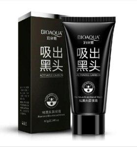 Черная маска-пленка BIOAQUA 60ml