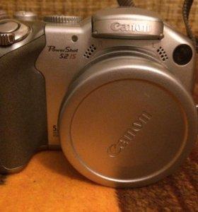 Фотоаппарат Canon S2 IS