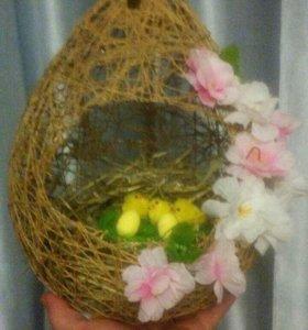 Подарок гнездо