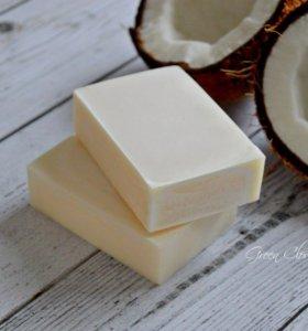 Кокосовое мыло