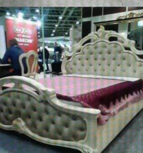Двуспальная кровать Рафаэла
