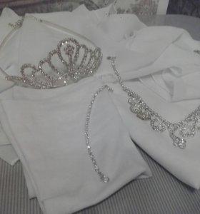 Платье и украшения для Никаха