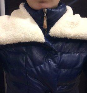 Куртка утеплённая, осень/весна