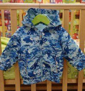 Куртка детская 74