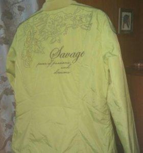 "Куртка "" SAVAGE."""