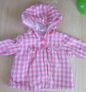 Куртки детские
