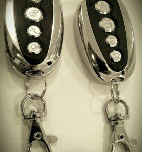 Пульт-брелок для шлагбаума, автоматических ворот