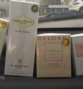 Императрица Ангелы и демоны Омния Givenchy Bvlgari