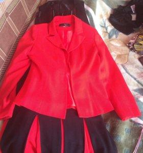 Костюм платье-пиджак