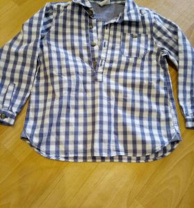 Рубашки zara baby