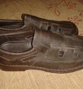 Ботинки Сандали мужские новые