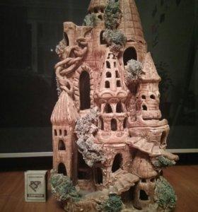 Замок декор новый