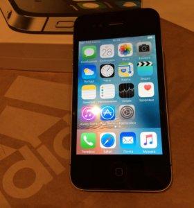 Новый IPhone 4S 16 Gb Оригинал