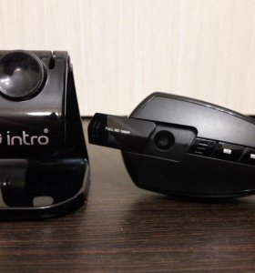 Веб-камера Intro WU701M Intro FULL HD Magnetic att