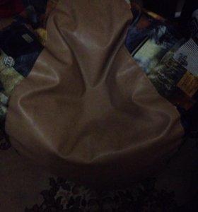Мягкое кресло(Пуфик)