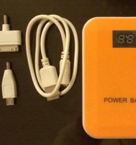 Внешний аккумулятор Power Bank 12000 mAh