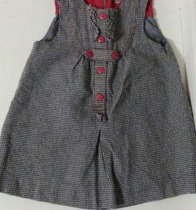 Платья размер 80-86.