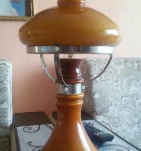 Лампа настольнач