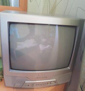 ЦВЕТНОЙ РАБОЧИЙ телевизор SHARP