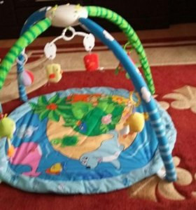 Развивающий коврик для малыша
