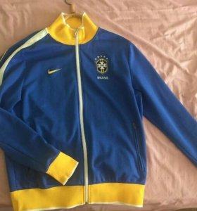 Спортивная кофта Nike Brasil