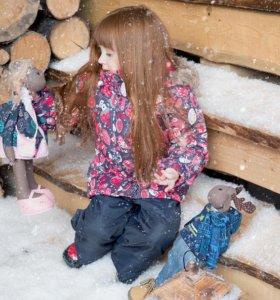 Зимний комплект на девочку 9-10л. Premont (Канада)
