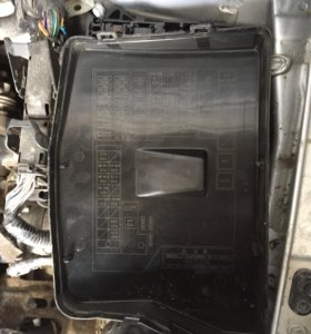 Блок предохранителей Toyota Corolla 150