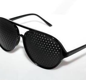 Очки-тренажёры для улучшения зрения!
