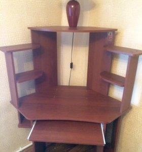 Стол и стул компьютерный