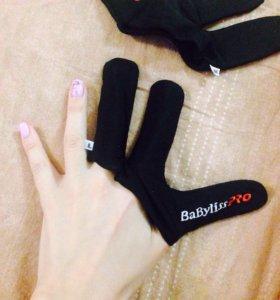 Перчатки для работы с плойками