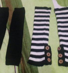 гетры, перчатки