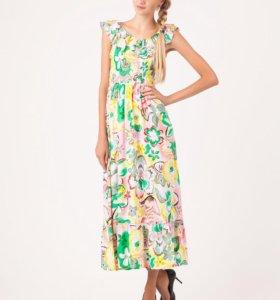 Платье 40-48 размер