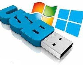 Загрузочная USB flash
